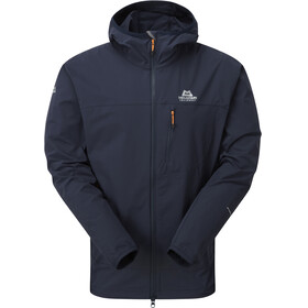 Mountain Equipment Echo Hooded Jacket Men Cosmos